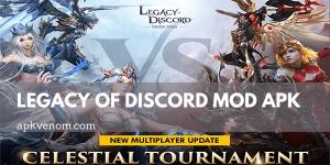 Legacy of Discord Mod Apk v2.5.7 (Unlimited Diamond) 1