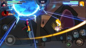 Stickman Warriors Mod Apk – Super Dragon Shadow Fight (Unlimited Power) 3