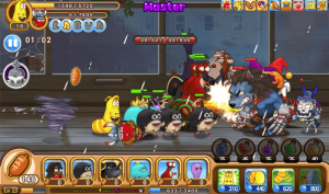 Larva Heroes Mod Apk Unlimited Money Download for Android 2021 3