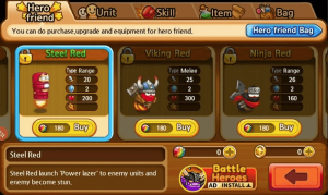 Larva Heroes Mod Apk Unlimited Money Download for Android 2021 5